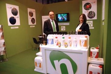 Novasys presenta en Agroexpo su nueva línea ecológica