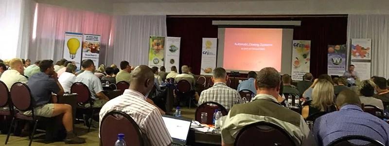 Foros Técnicos Poscosecha de Sudáfrica 2017.