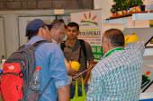 Agricultores de toda España viajan hasta Aguadulce