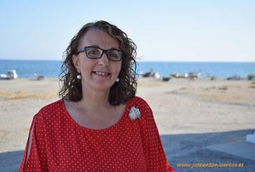 Ana Martín Papis, candidata a presidir CASI. Una tarde en El Alquián