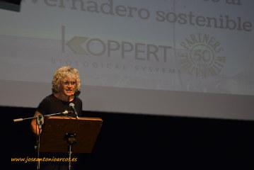 La reinvención almeriense en el aniversario de Koppert