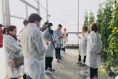 La finca experimental Tecnova cultiva 20 proyectos I+D