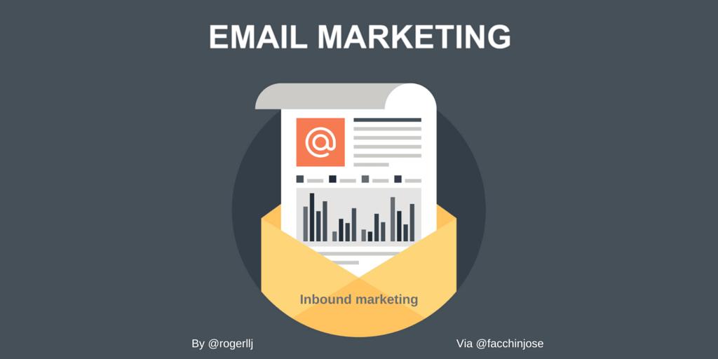 Cómo integrar el email marketing en una estrategia de inbound marketing