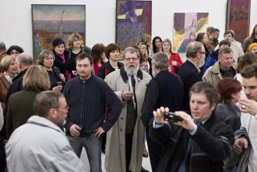Peklo mlčí Galerie Nová Síň. Rok 2013
