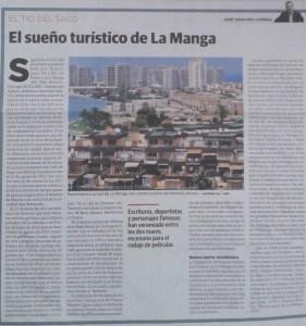 """""""El sueño turístico de La Manga"""""""