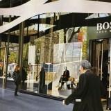 Tienda Hugo Boss en Paseo de Gracia