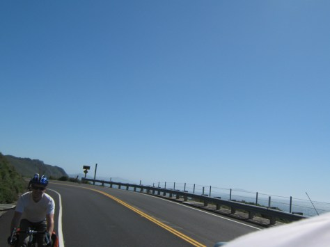 On Highway 1