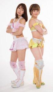 Riho and Natsumi Maki