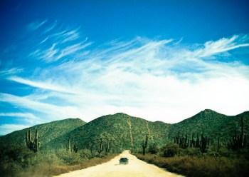 Josh Soskin Photography Baja Roads