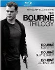 The Bourne Triology on IMDB