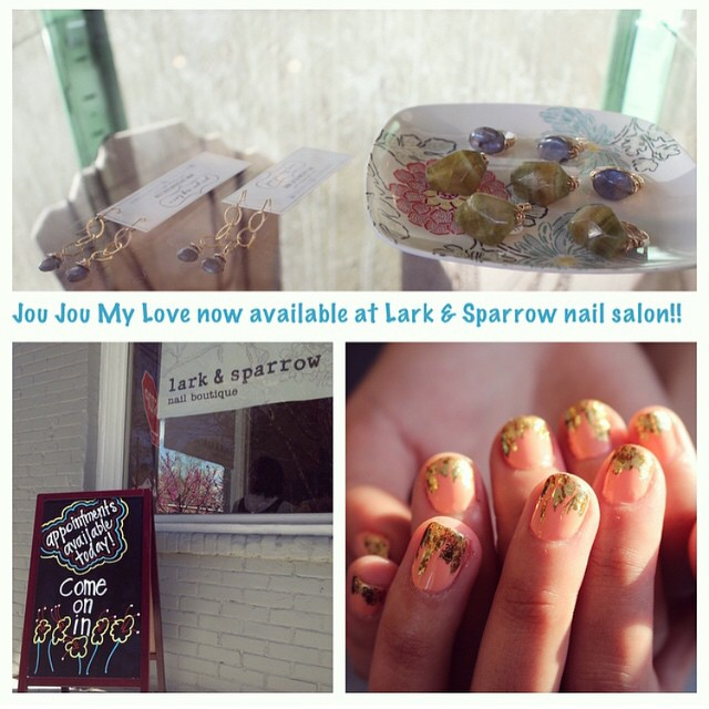 Jou-Jou-My-Love-jewelry-lark-and-sparrow-nail-salon-grant-park-atlanta