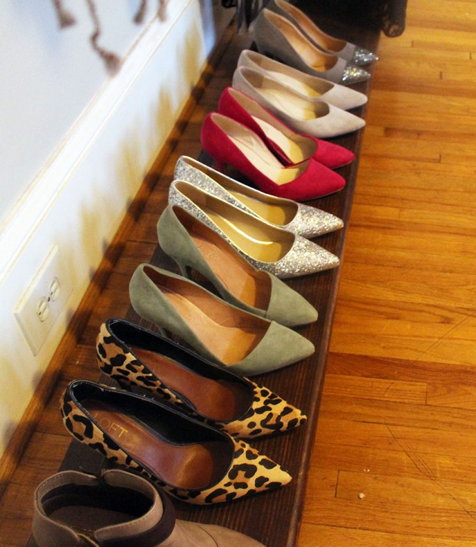 shoes-organization-garment-rack-diy-