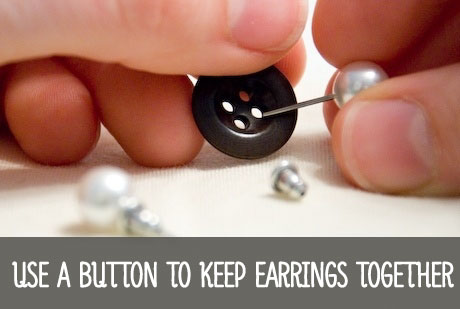 use-a-button-to-keep-your-earrings-together-