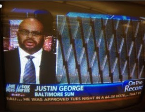 "Justin George worked on ""Shoot to Kill"" for nine months while on a journalism fellowship."