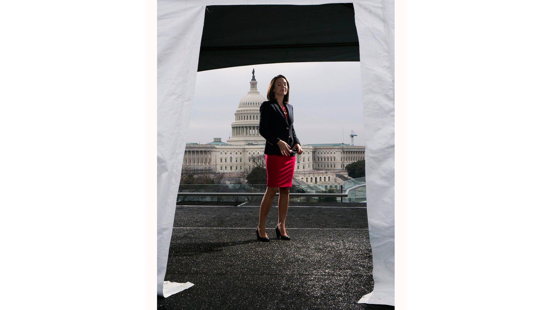 Janet Rodriguez, Univision White House correspondent