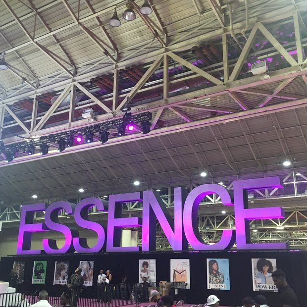 New Orleans Mayor Mitch Landrieu and rapper Dee-1 helped kick off the Essence Festival's Empowerment Experience on June 30. (Credit: Kiri Walton, NOLA.com)
