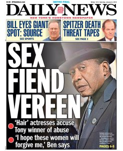 Daily News loves a good sex scandal.