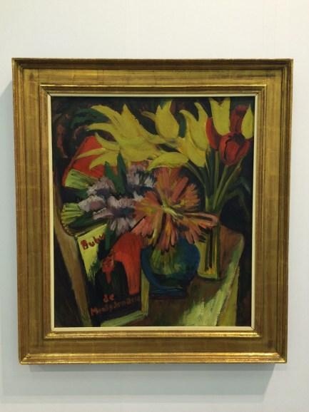 4 Gelbe Tulpen (Kirchner)