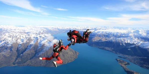 Jumping From A Plane at 15,000 Feet – My Kiwi Adventure