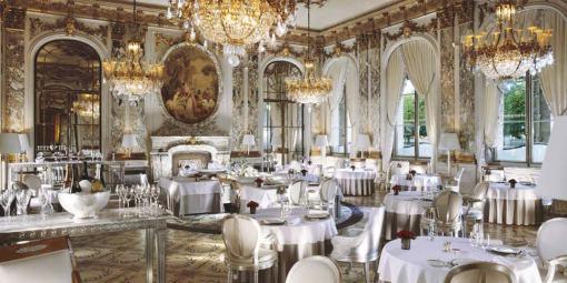Le Meurice - один из лучших ресторанов в мире