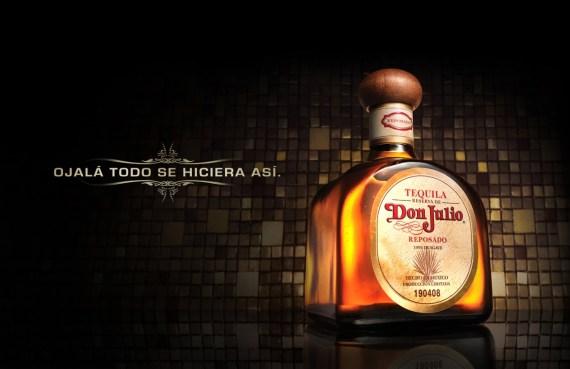 Don Julio - один из самых популряных и лучших брендов текилы