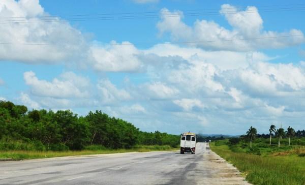 Пробок на Кубе нет