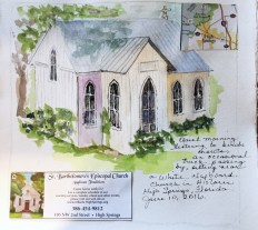 Sue's page of St Bartholomew's Church