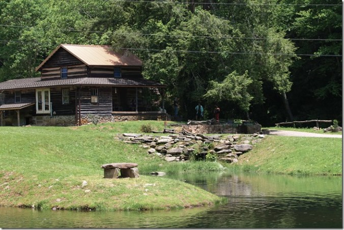 Cooper Creek Trout Farm 4