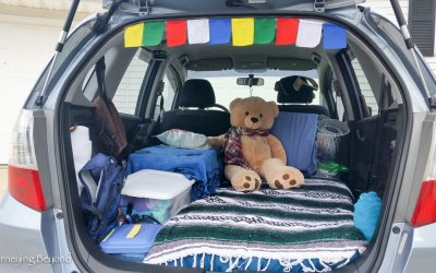 CarDwelling Diaries: The Bed