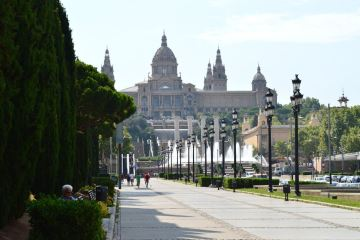 Independent travel in Barcelona