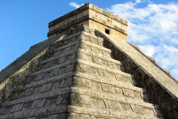 Spring Equinox at Chichen Itza