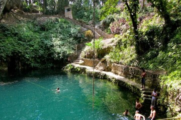 The Zaci Cenote