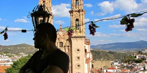 The best view of Taxco