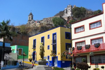 Travel to Atlixco