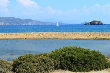 One of Fethiye 12 Islands
