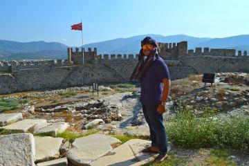 Selçuk and the Byzantine castle of Ayasuluk