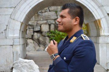 Raphael Alexander Zoren, Mexican World Traveler