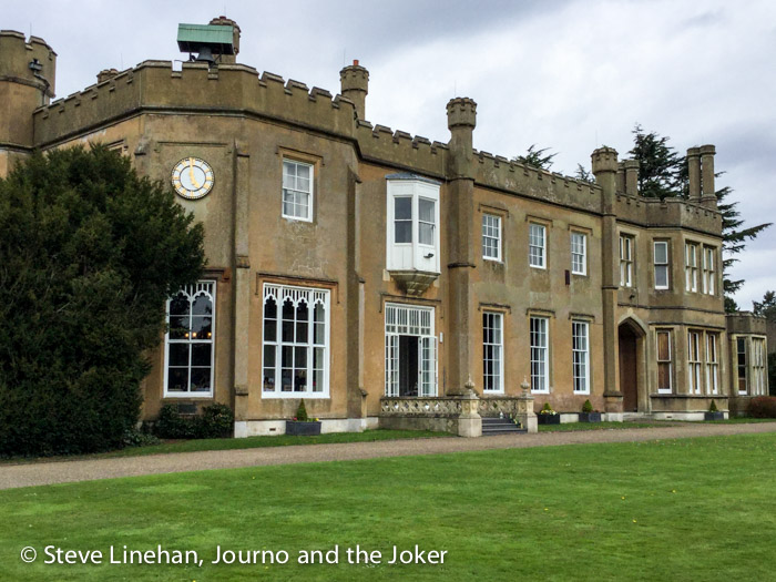 Old house at Nonsuch Park