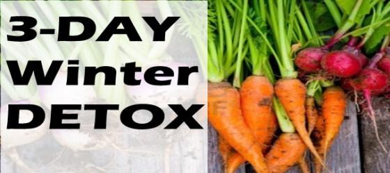 3-day winter detox