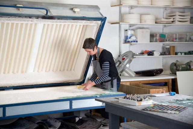 kiln glass studio