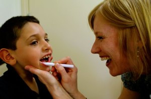 Facilitating improved tongue control