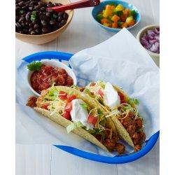 Small Crop Of Ground Turkey Tacos