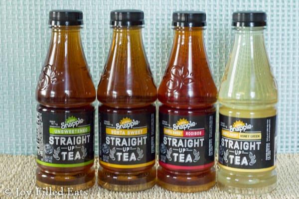 My Raspberry Tea Sorbet uses Snapple® Straight Up Tea™ & frozen raspberries. It is a refreshing low carb, gluten/grain/dairy/sugar free & THM FP treat.