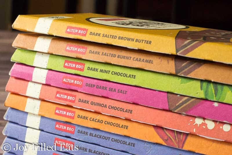 Alter Eco Organic Chocolate Giveaway