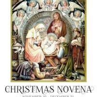 Christmas Novena reminder