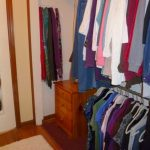 Closet Organization Update