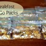 Breakfast To-Go Packs
