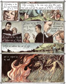 The Singing Woman from the Wood's Edge pg 6