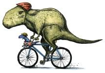 Trex Biker Dad