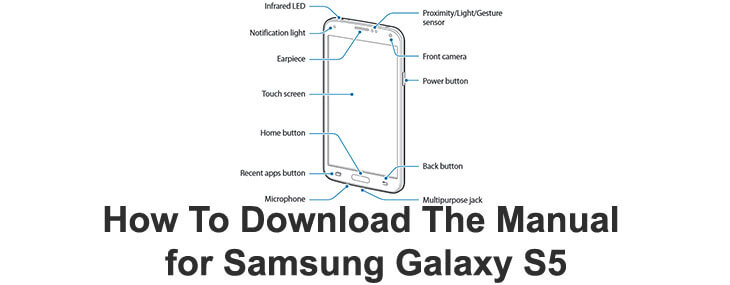 How to Download Manual for Samsung Galaxy S5: A Smart PDF